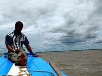 Tonle Sap clouds
